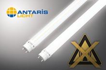 ANTARIS LED-Röhren helfen dabei, Elektrosmog zu minimieren. Bild: ANTARIS